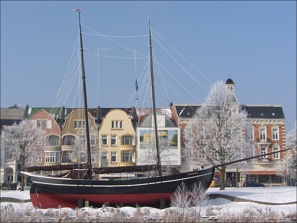 Zurück zur Übersicht » Cuxhaven im Winter